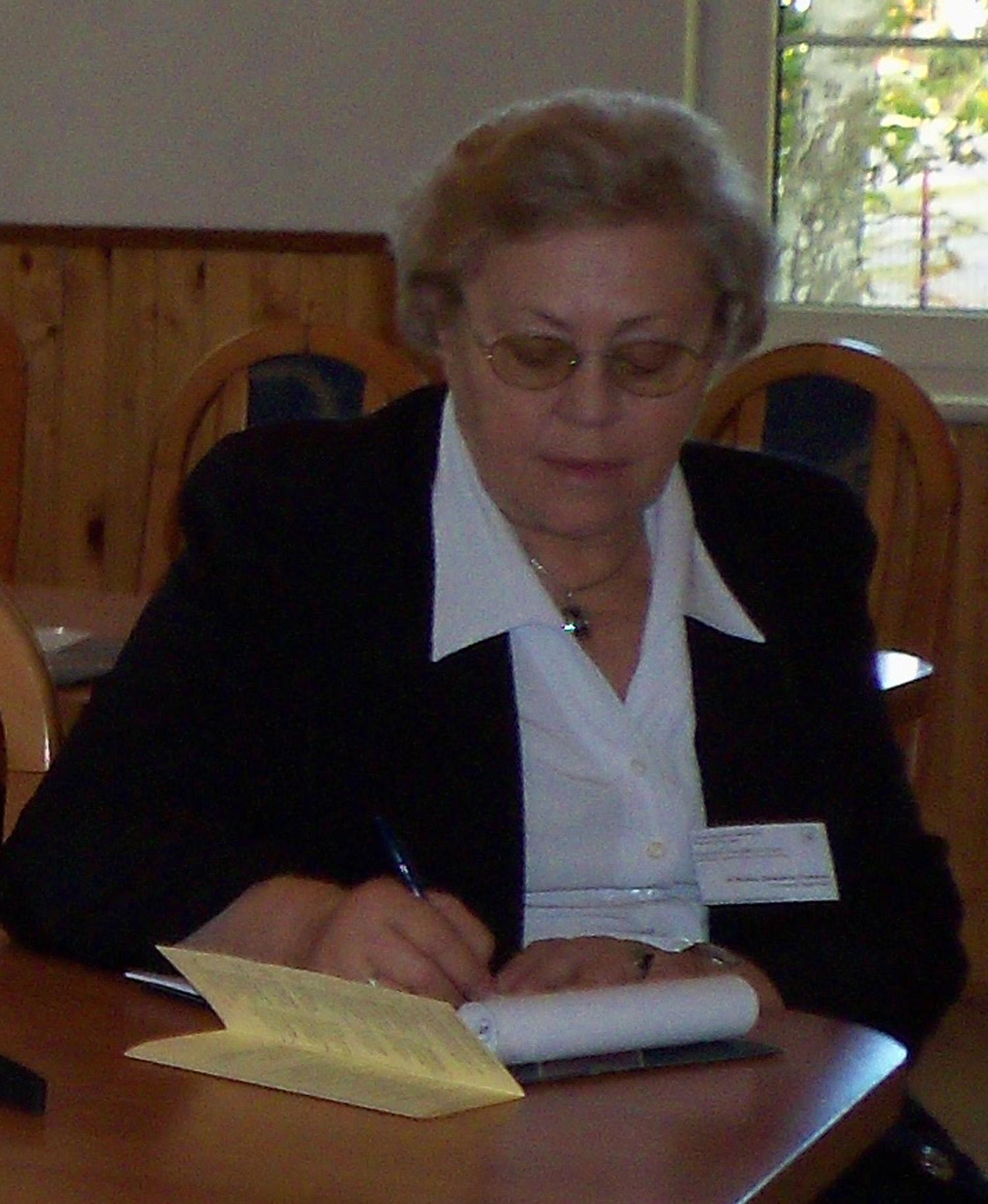 Zmarła dr Bożena Zinkiewicz-Tomanek, emerytowany adiunkt Instytutu Filologii Wschodniosłowiańskiej Uniwersytetu Jagiellońskiego